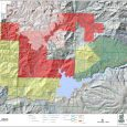 Some evacuation levels downgraded near the Miles Fire