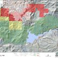 Some evacuation levels near the Miles Fire downgraded