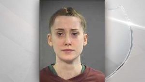 Murder suspect Aisling Tucker Moore-Reed.
