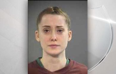 Murder suspect Aisling Tucker Moore-Reed.