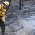 Hugo Road Fire 67% contained