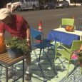 Park(ing) Day comes to downtown Medford