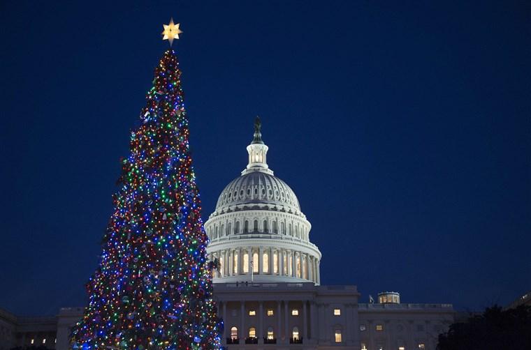 oregon 4th grader to light us capitol christmas tree kobi tv nbc5 koti tv nbc2 - Christmas In The United States