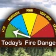 "Fire danger on Rogue-River Siskiyou Nat'l Forest now ""low"""
