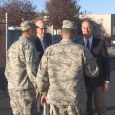 Kingsley Field future focus of Congressional visit