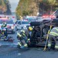 1 dead, 2 injured in rollover crash in Josephine County