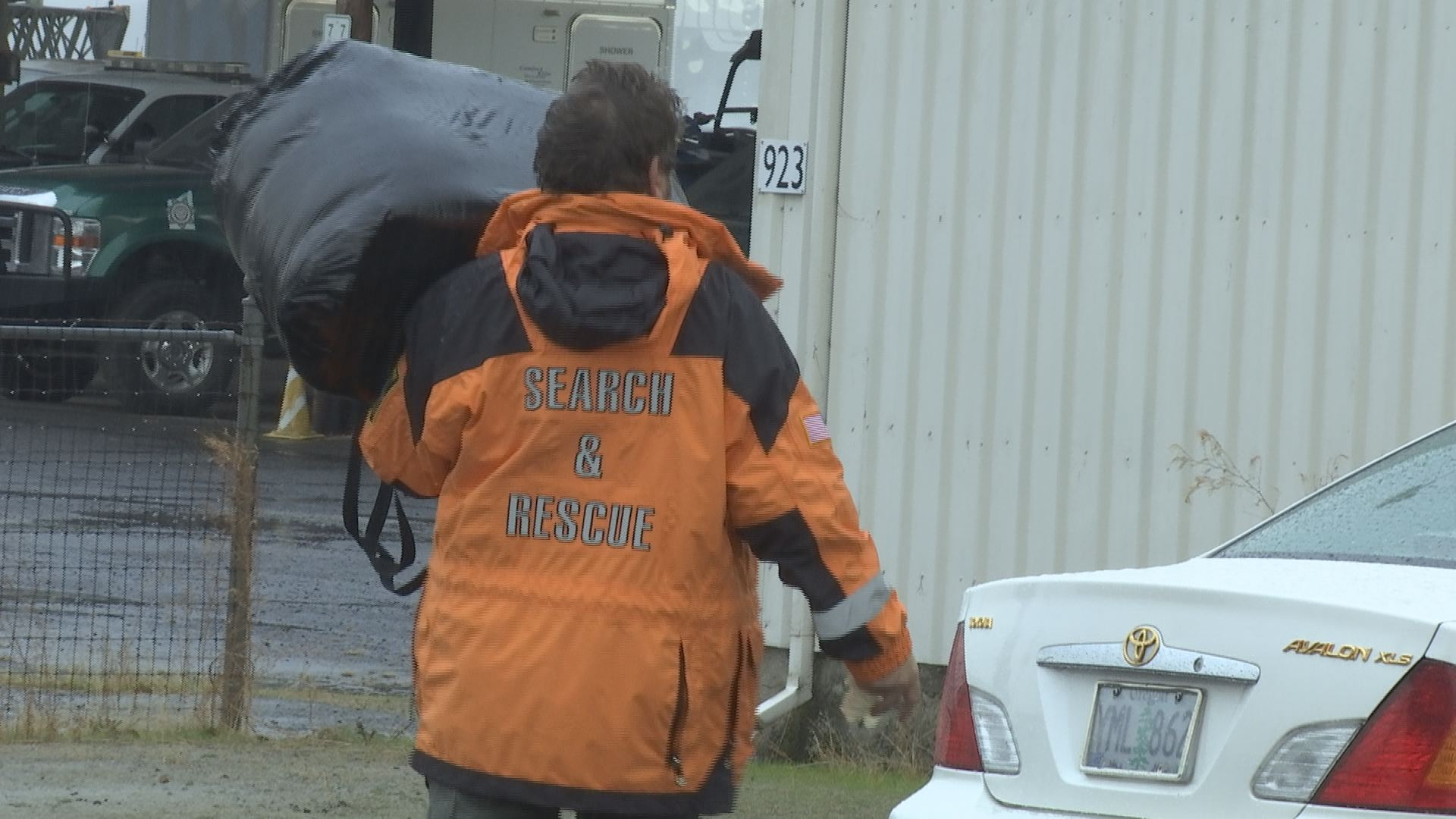 Jackson County Search And Rescue Returns From Camp Fire