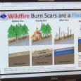 Heavy rainfall on Tuesday poses problem for burn scars