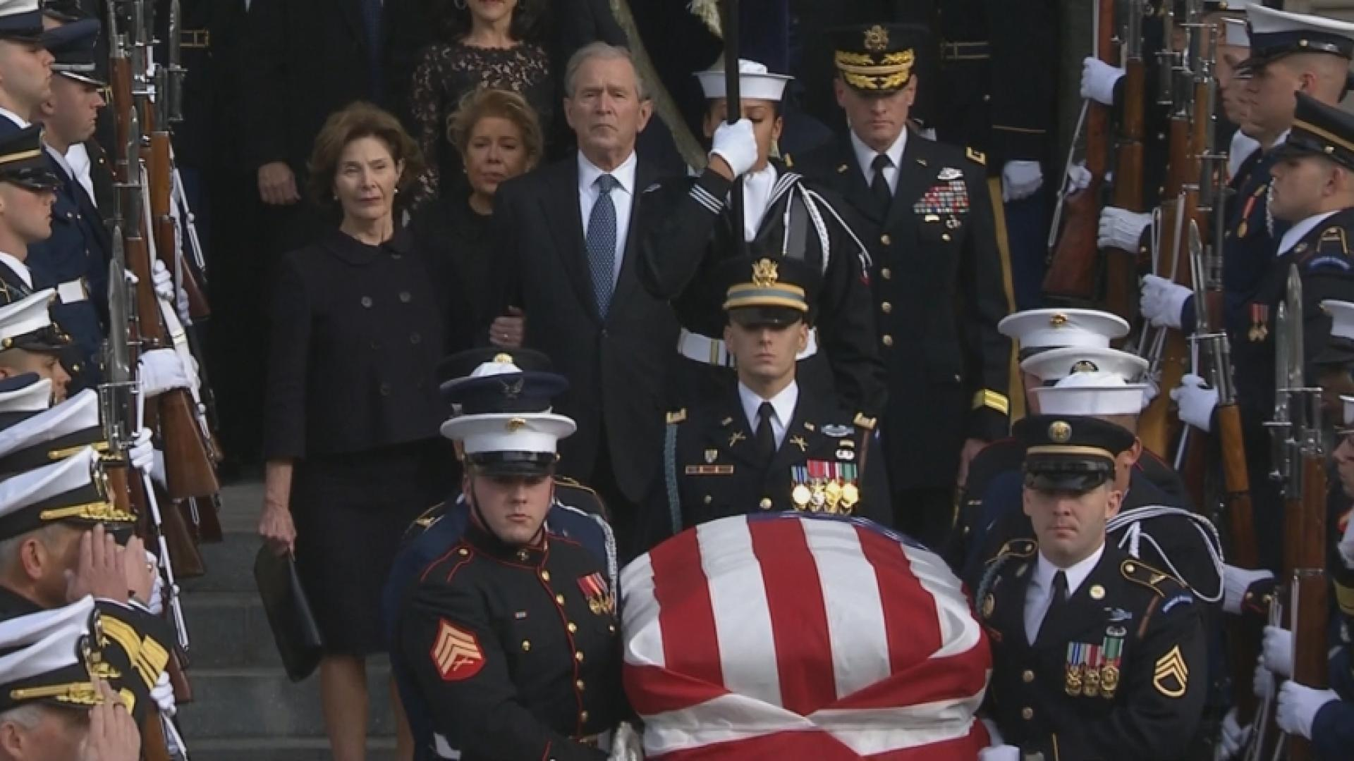 George H.W. Bush: a nation mourns - KOBI-TV NBC5 / KOTI-TV ...