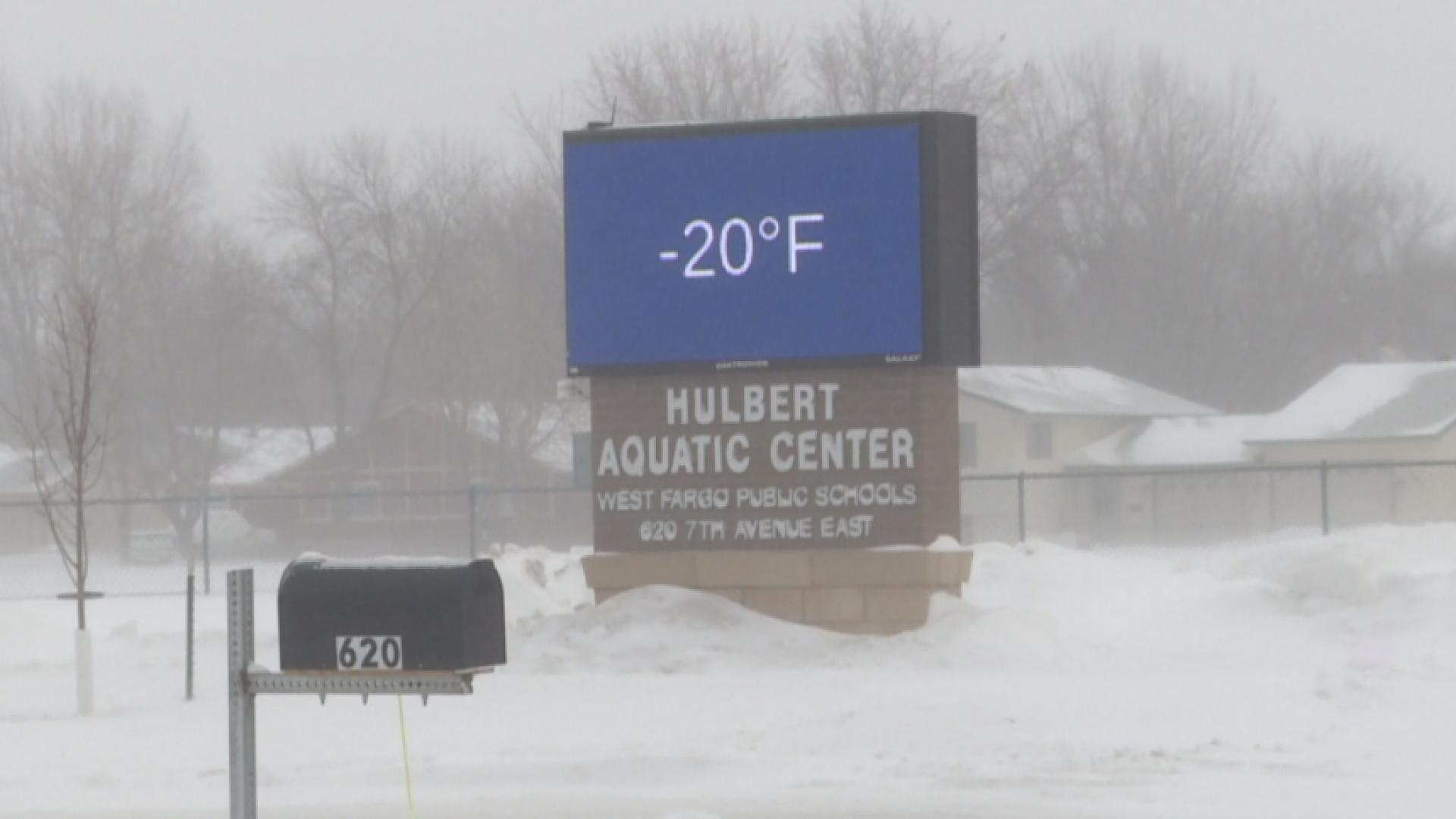 Polar Vortex Brings Bitter Cold Kobi Tv Nbc5 Koti Tv Nbc2