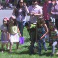 Hundreds celebrate Easter Sunday with annual egg hunt in Ashland