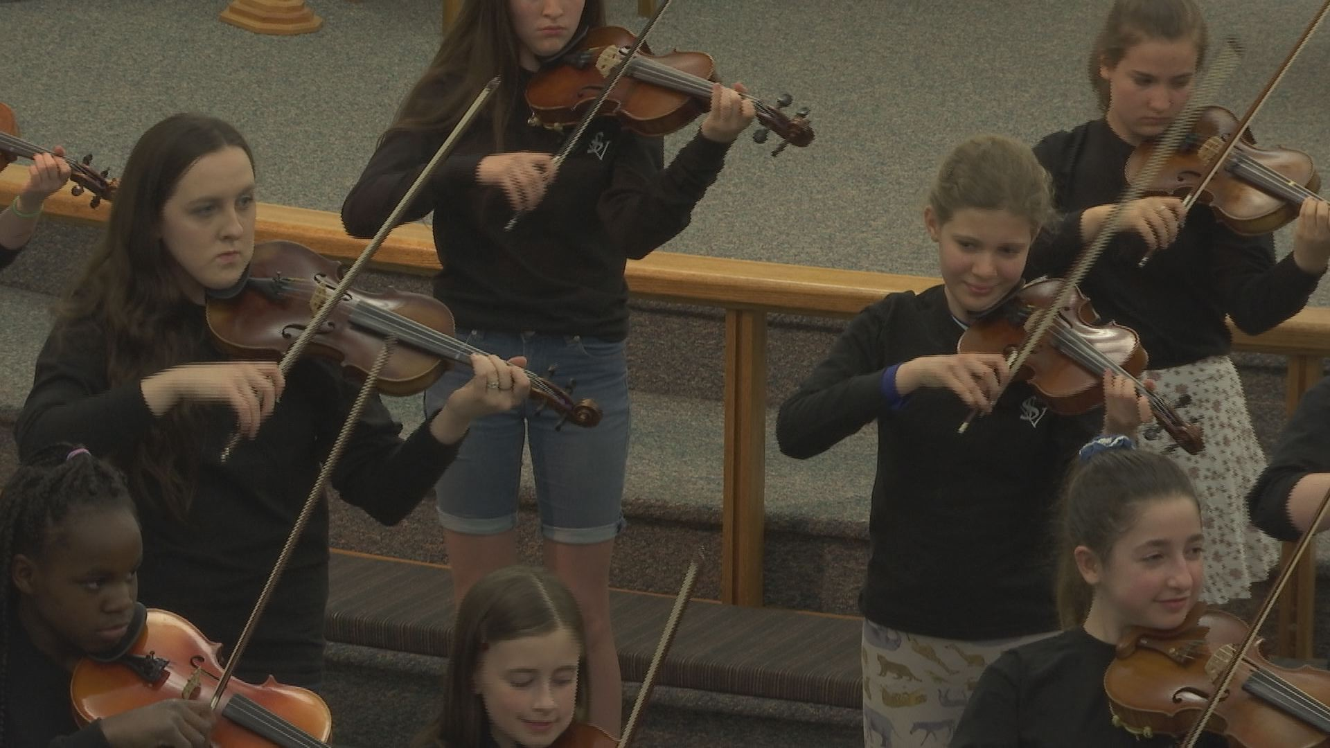 Siskiyou Violins Win Gold At Carnegie Hall Kobi Tv Nbc5 Koti Tv Nbc2