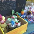 """Local crocheter makes cute & ugly """"Zombunny"""" creatures"""