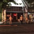 Fire breaks out near popular Medford restaurant