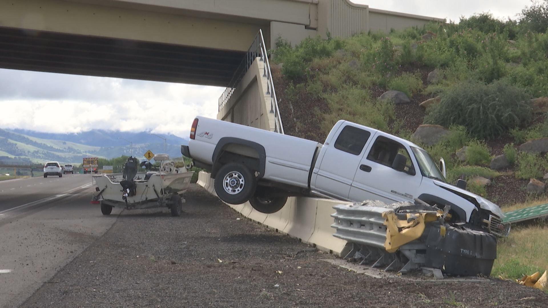 I-5 crash medford oregon