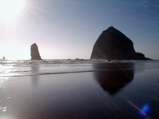 Prompts Health Advisory At Cannon Beach