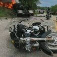 Alleged driver in multiple biker deaths in court