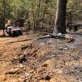 East Evans Creek Fire 38% contained