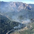 'Castella Fire' starts along I-5 south of Dunsmuir