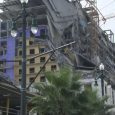 Rescue effort continues following New Orleans collapse