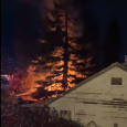 Flames destroy RV in Grants Pass