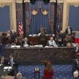 Impeachment opening arguments adjourn