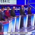 Sanders, Bloomberg targeted by fellow Democrats in latest debate