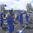 Eagle Point High School seniors graduate in groups of 7