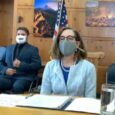 'More challenging decisions ahead' Gov. Kate Brown responds to special session