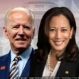Joe Biden, Kamala Harris make first joint appearance