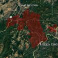 Some evacuation levels in Josephine County reduced