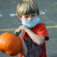 Local stores, booster club donate pumpkins for Shasta kindergartners