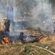 ODF urges caution amid recent surge in fires across southern Oregon