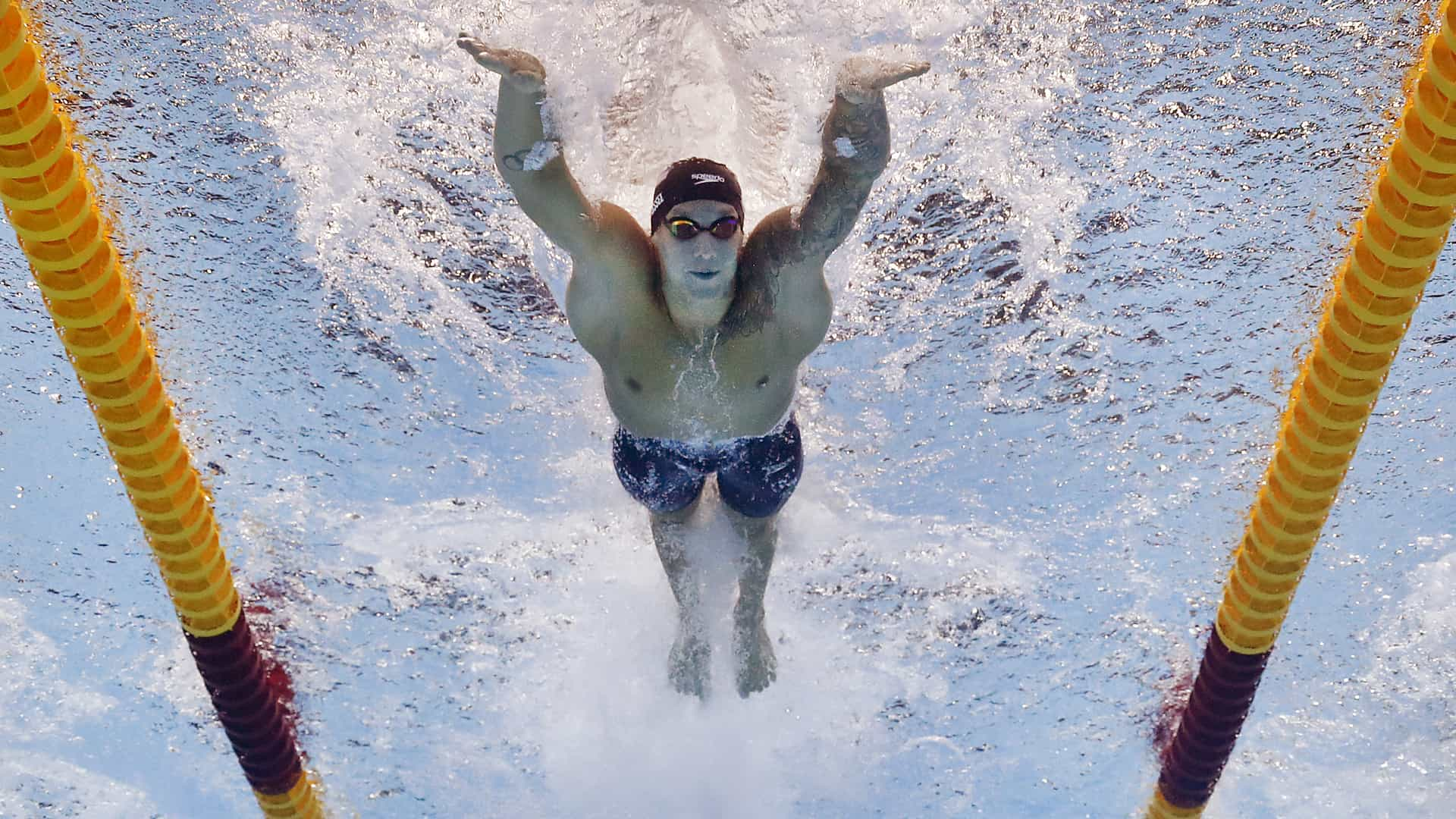 Abrahamson: Dressel delivers virtuoso performance with three blazing swims in 80 minutes